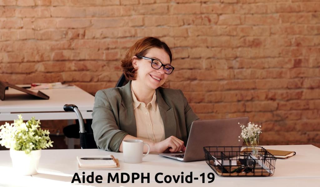 Aide MDPH Covid-19