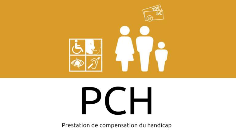 pch mdph Prestation de compensation du handicap